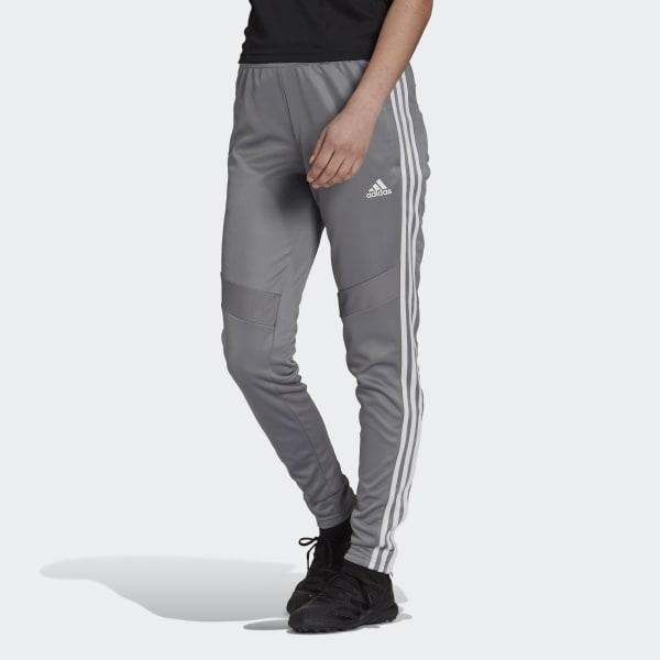 Tiro 19 Training Pants Grey   White DT5985 67334d1ea