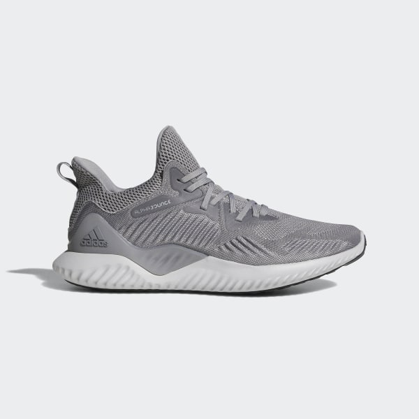 uk availability 43354 b1f61 Alphabounce Beyond Shoes Grey   Grey   Grey CG4765