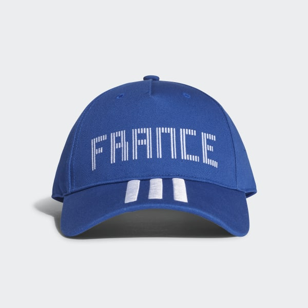 Boné França COLLEGIATE ROYAL WHITE CF5192 ac0e5b53e0d