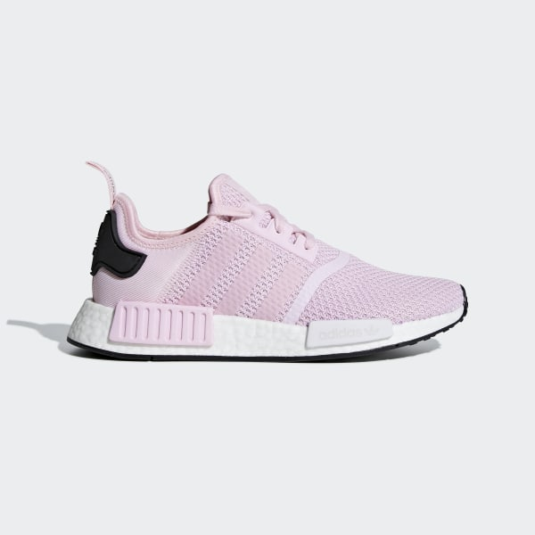 4e4081376ee Obuv NMD R1 Clear Pink   Ftwr White   Core Black B37648