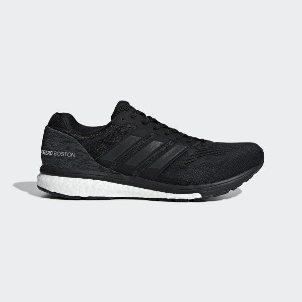 separation shoes d167a 84fd4 Zapatilla Adizero Boston 7 Core Black  Ftwr White  Carbon B37382