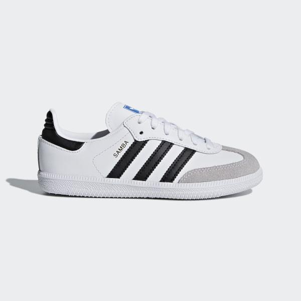 4cec7f7c39a adidas Samba OG Shoes - White
