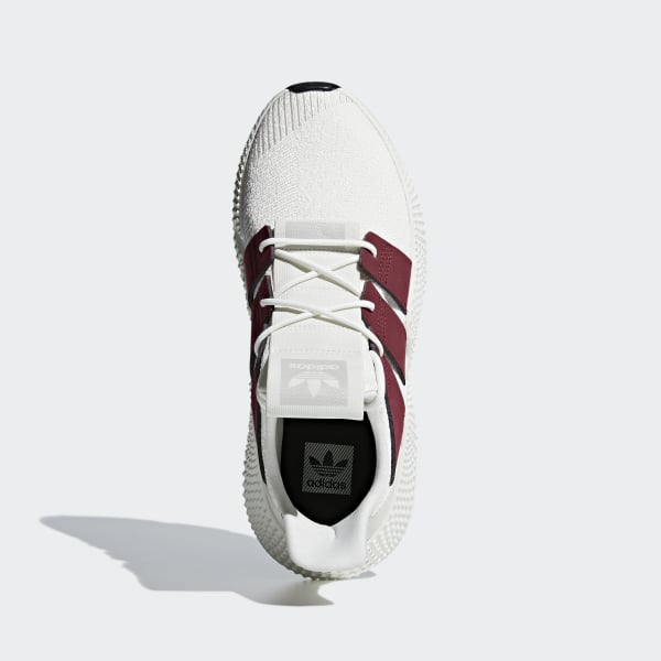02cdc119fbcf59 Prophere Shoes Running White   Noble Maroon   Core Black D96658
