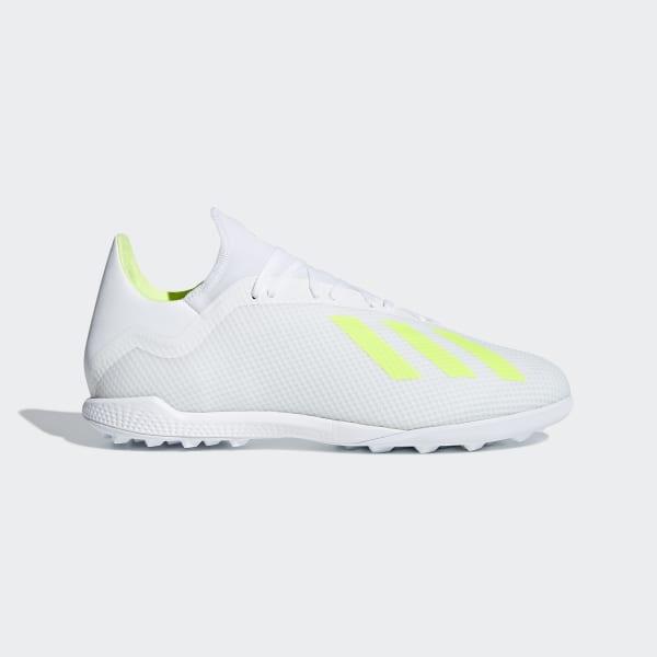 bab6755c3468e Zapatos de Fútbol X Tango 18.3 Césped Artificial Ftwr White   Solar Yellow    Ftwr White