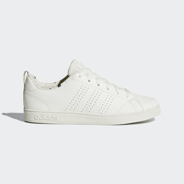 e0d457699 VS Advantage Clean Shoes Running White   Running White   Onix B75739