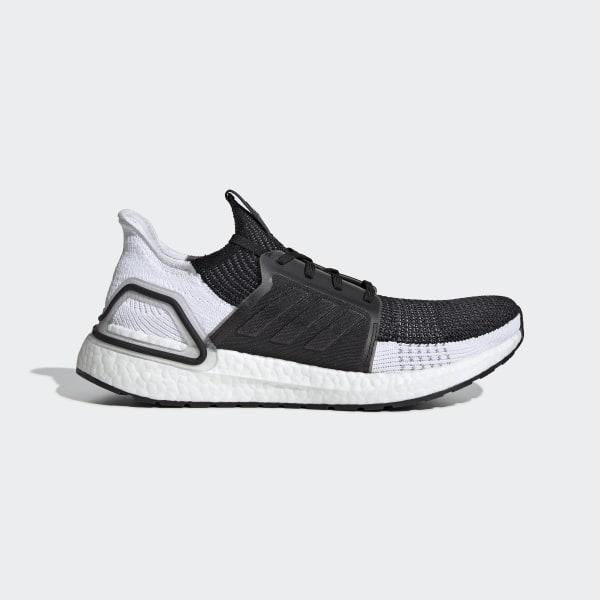 22acfe44cc2 Sapatos Ultraboost 19 Core Black   Grey Six   Grey Four B37704