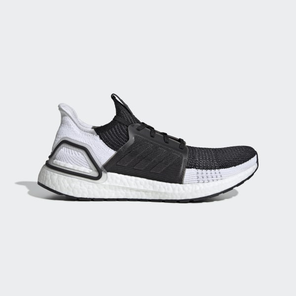 7acecdcec92abb Ultraboost 19 Shoes Core Black   Grey   Grey B37704