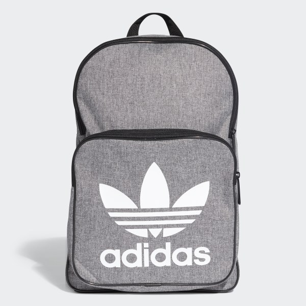 adidas Trefoil Casual Backpack - Black  83ed869f27158