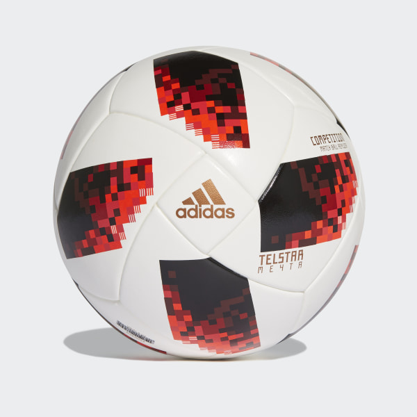a395958f451 adidas FIFA World Cup Knockout Competition Ball - White