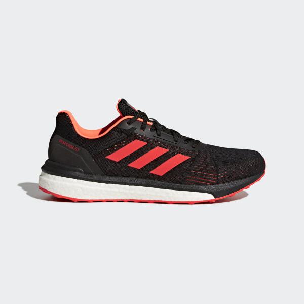size 40 c3860 070ae adidas Response ST Shoes - Black  adidas US