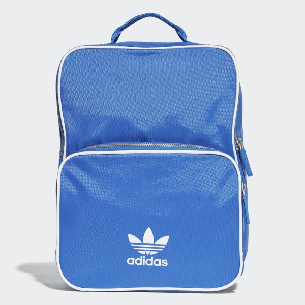 8e08007298 adidas Classic Backpack Medium - Blue