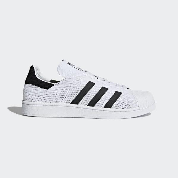 a0ca33967d58b4 Superstar Primeknit Shoes Ftwr White   Copper Met.   Ftwr White BY8704