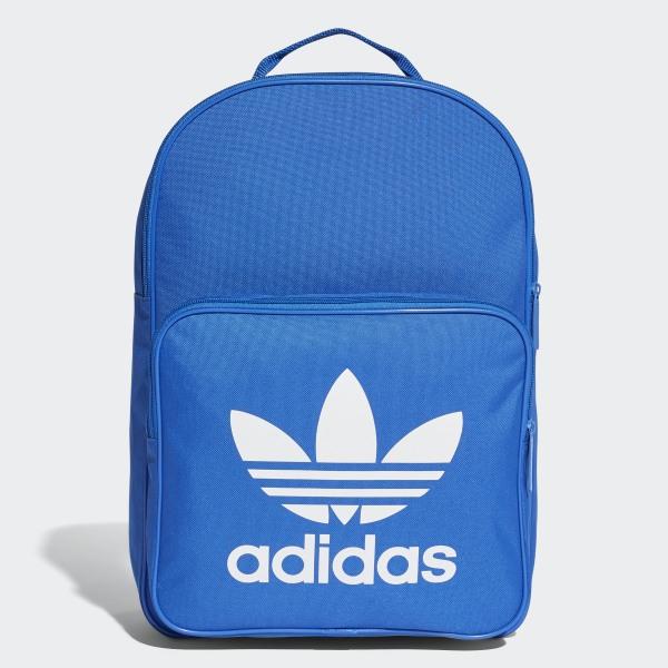 adidas Trefoil Backpack - Blue  144ac63ca41a3
