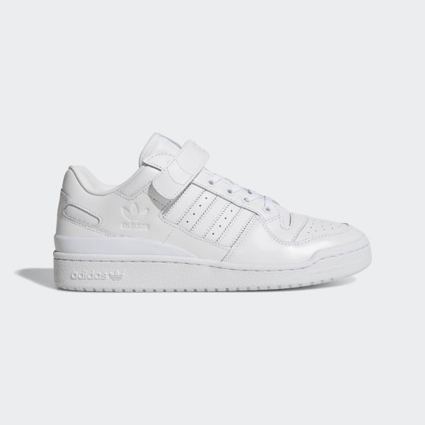 6bf5bf24697 adidas Forum Low Shoes - White