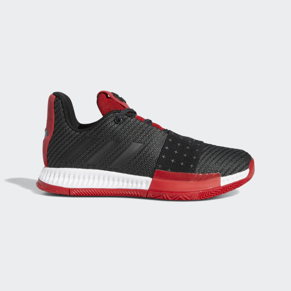 d3c476cca05 Harden Vol. 3 Shoes Core Black   Grey   Scarlet EE9052