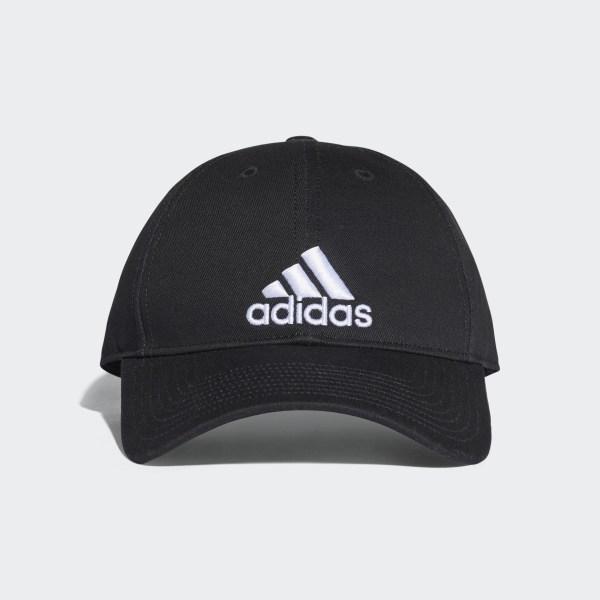1a4ed30de49 Classic Six-Panel Cap Black White S98151. Share how you wear it.  adidas