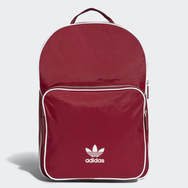 854aa40a8daf adidas Classic Backpack - Red