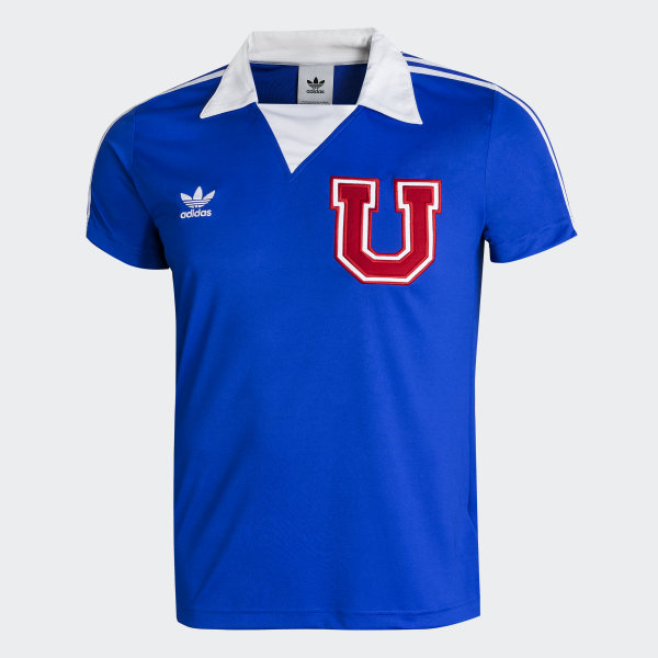 Camiseta Universidad de Chile edición limitada - Azul adidas ... 9be69037904cd