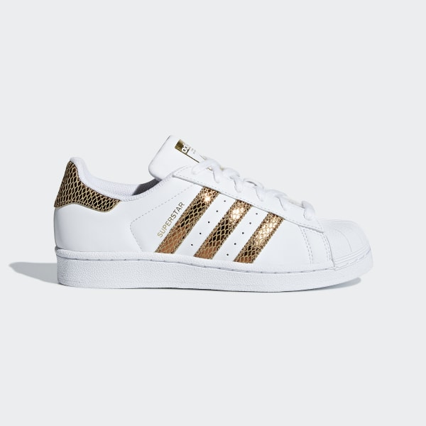 Superstar Shoes Cloud White   Red Gold   Cloud White D97860 03e0aef5c