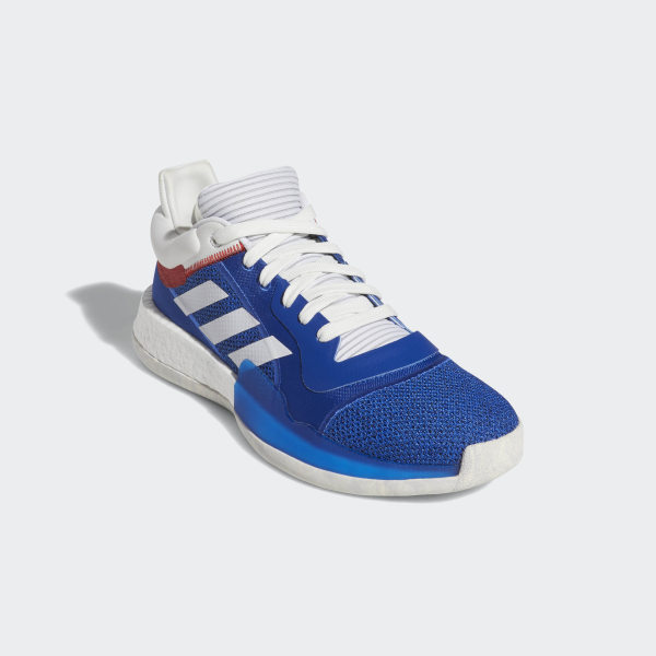 0f4ecf9d3de Marquee Boost Low Shoes Collegiate Royal   Crystal White   Blue D96935