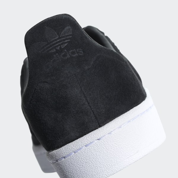 huge discount 37bdb 25b7d Campus Stitch and Turn Shoes Core Black  Core Black  Cloud White BB6745
