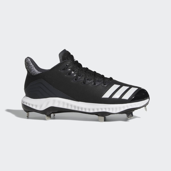 the best attitude f9a69 a43b4 Icon Bounce Cleats Core Black   Cloud White   Carbon CG5241