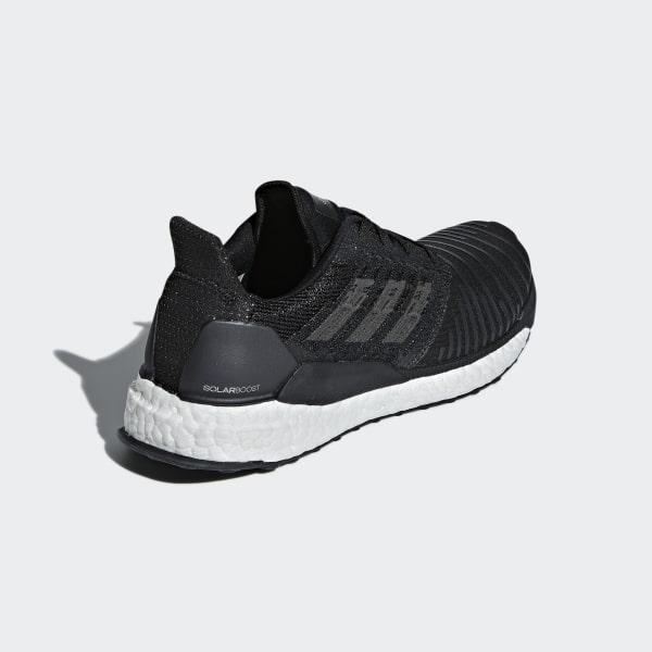 c9ddd694d SolarBoost Shoes Core Black   Grey Four   Cloud White BC0674