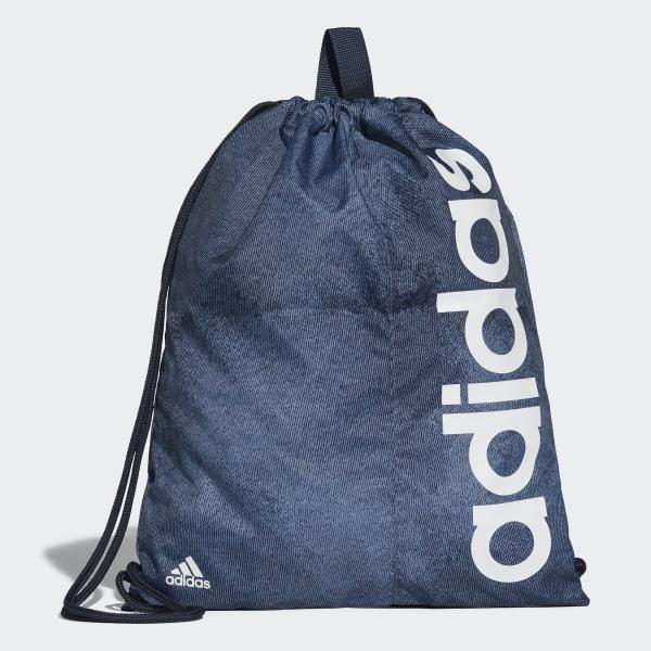 75cae3395283 Linear Performance Gym Bag Raw Steel   Collegiate Navy   White DJ1436