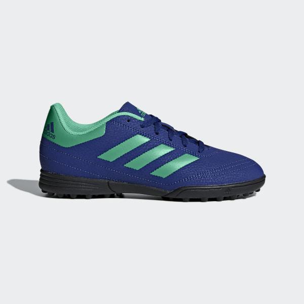 Zapatillas de fútbol para césped artificial Goletto 6 UNITY INK F16 HI-RES  GREEN 87b4ced07e7d6