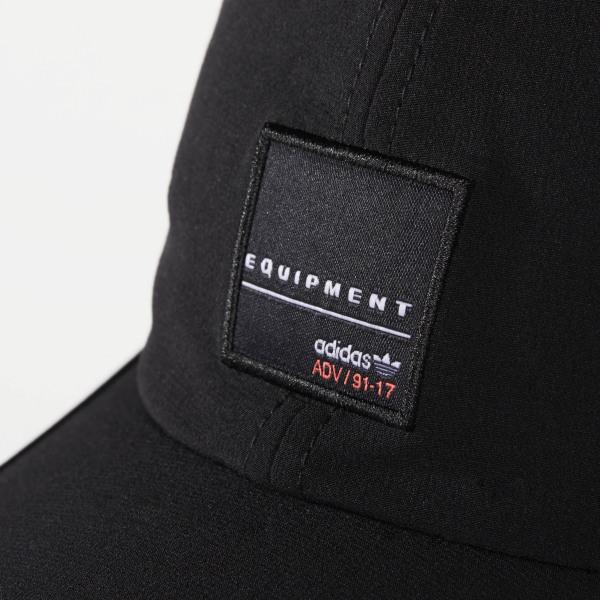 adidas EQT Label Hat - Black  33ba258f6a0