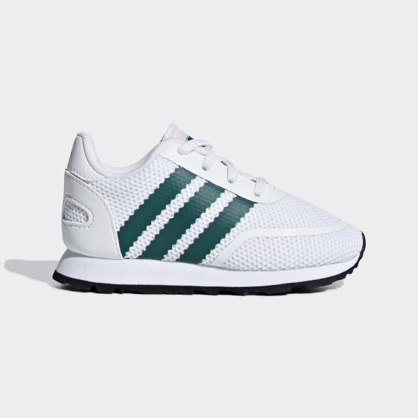 892c42e8a6f N-5923 Shoes Ftwr White   Collegiate Green   Core Black CG6974