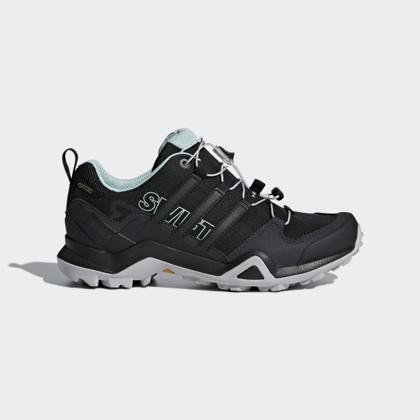 44333c031 Terrex Swift R2 GTX Shoes Core Black   Core Black   Ash Green CM7503