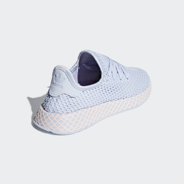 new concept 4c830 edc34 Deerupt Shoes Aero Blue  Aero Blue  Clear Orange B37878