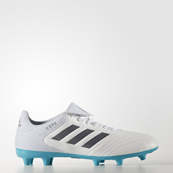 cfc427a365bf adidas Men s Copa 17.3 Firm Ground Boots - White