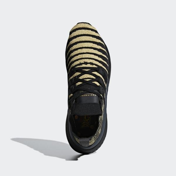 8ba808f14 Dragonball Z EQT Support Mid ADV Primeknit Shoes Core Black   Core Black    Gold Met