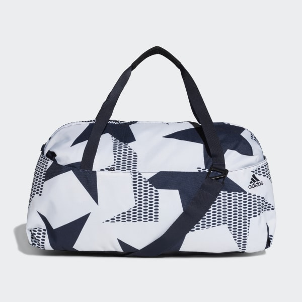 01b8d0c6796e2 Torba treningowa ID Graphic Duffel Raw White   Legend Ink   White DT4057