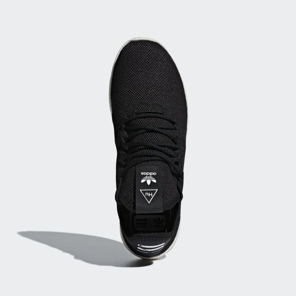 Scarpe Pharrell Williams Tennis Hu Core Black   Core Black   Chalk White  AQ1056 3222c84b80c