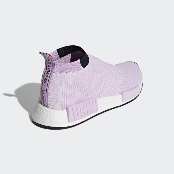 64dfe76cd NMD CS1 Primeknit Shoes Clear Lilac   Clear Lilac   Legend Ink B37658