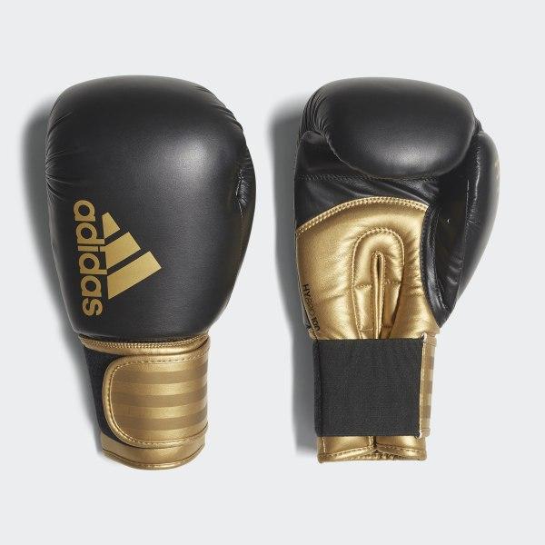 Boxerské rukavice Hybrid 100 Black Bold Gold CI9201 e928a5b0fc