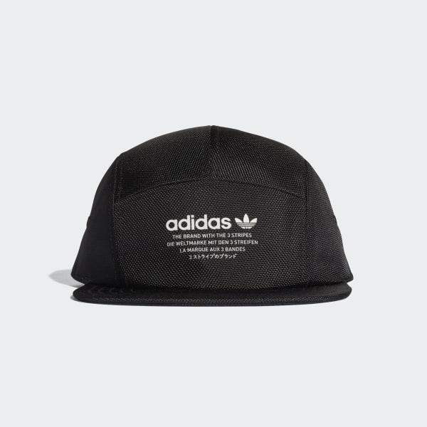 53d52b471cc adidas NMD Running Cap Black White CE5624
