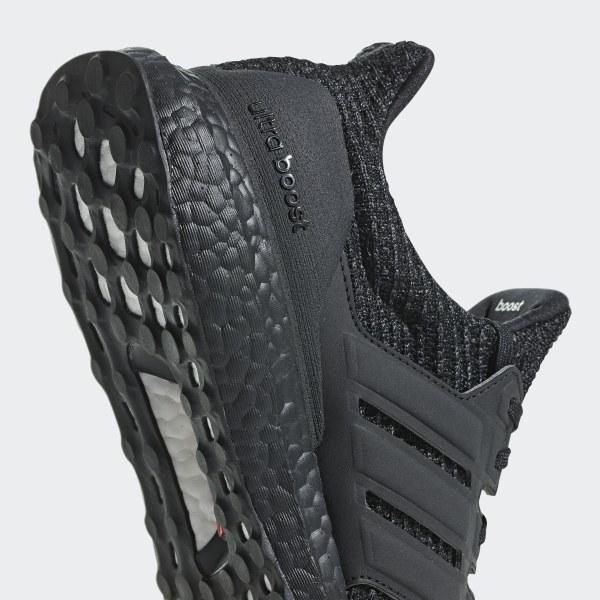 d0afee3e10d Ultraboost Shoes Core Black   Core Black   Active Red F36641
