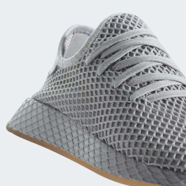 the latest 1478f 18eeb Deerupt Runner Shoes Grey ThreeLgh Solid GreyGum 1 CQ2628