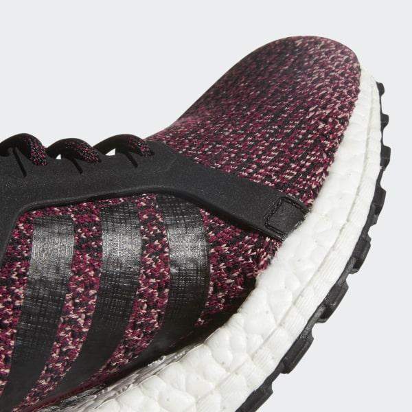 182c0ddd612b41 UltraBOOST X ATR Shoes Mystery Ruby Core Black Trace Pink BY1678