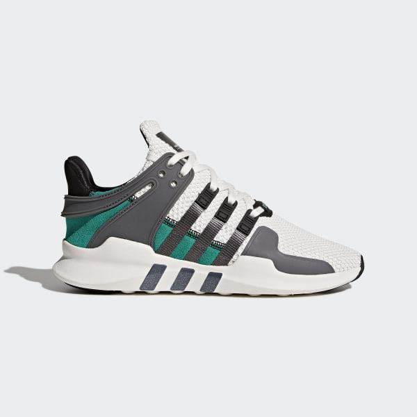 buy online 2c6a6 87e72 Tenis EQT Support ADV VINTAGE WHITE S15-ST GREY FIVE F17 SUB GREEN