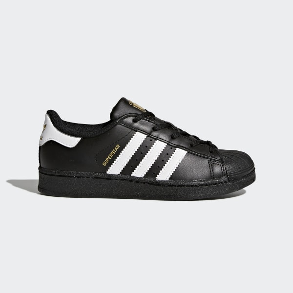 d7a917919d Sapatos Superstar Foundation Core Black Footwear White BA8379