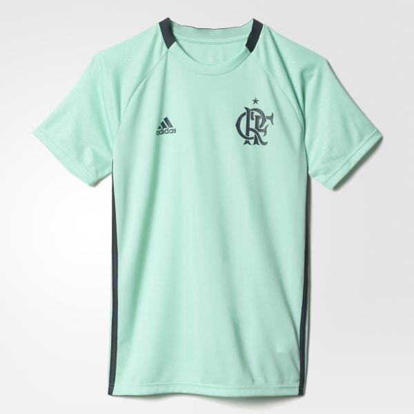 264017f96b Camisa Treino CR Flamengo Copa Infantil EASY GREEN AZ5411