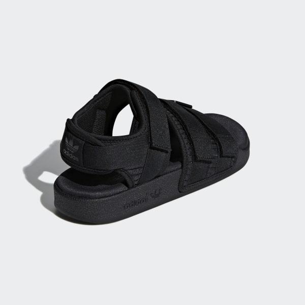 Sandalias ADILETTE SANDAL 2.0 W core black / core black / core black CG6623