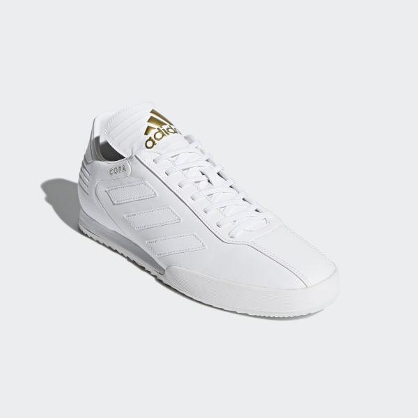 superior quality 5f5a4 35bf3 Copa Super Shoes Cloud White  Cloud White  Gold Metallic DB1880