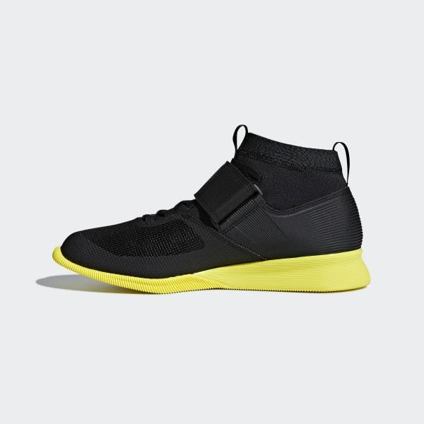 huge selection of 12c6a 778e7 Crazy Power RK Shoes Core Black  Shock Yellow  Carbon AC7477