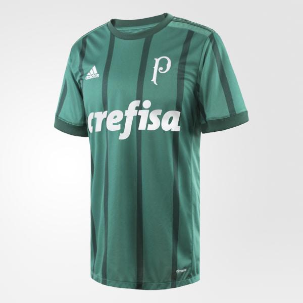 8023a2120d Camisa Palmeiras 1 BOLD GREEN COLLEGIATE GREEN BK7490